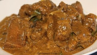Sour fish curry or Ambulthiyal Curry