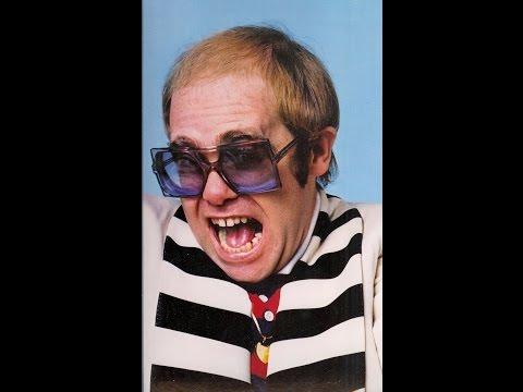 Elton John - Chameleon (1976) With Lyrics!