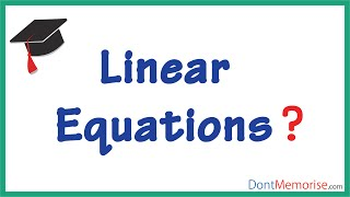 Linear Equations in One Variable ( GMAT / GRE / CAT / Bank PO / SSC CGL)