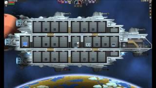 Starbound [Upbeat Giraffe] : All Apex Ship upgrade