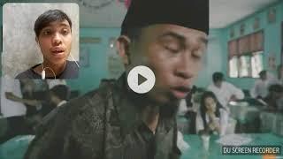 REACTION MUSIC VIDEO ECKO SHOW YANG DIHAPUS