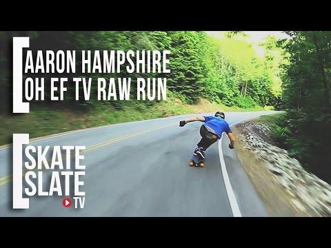 Aaron Hampshire x Ohef TV - Teacup Raw Run - Skate[Slate].TV