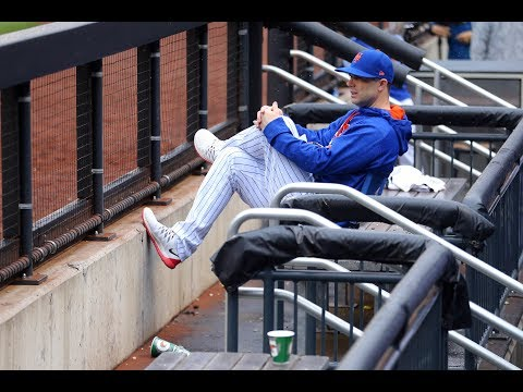 Mets captain David Wright shares doubts about his baseball future