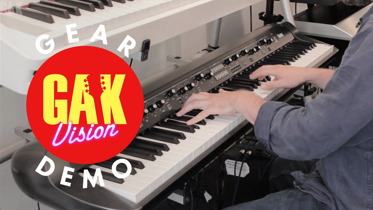 korg sv 1 stage piano roland rd 800 comparison demo at gak youtube. Black Bedroom Furniture Sets. Home Design Ideas