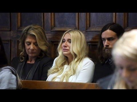 Stars Support Kesha as Dr. Luke Denies Rape Claims: She Was Like My Sister