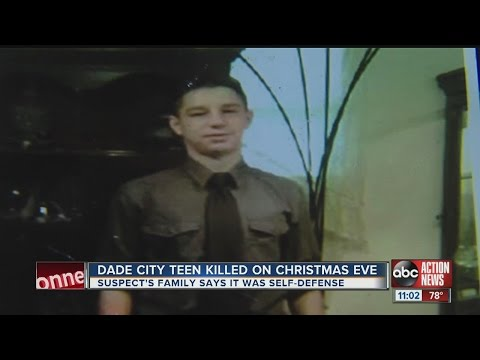 Dade City teen, 16 gunned down on Christmas Eve