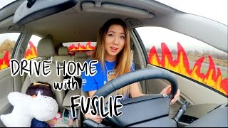 DRIVE HOME WITH FUSLIE | MUSIC VIDEO