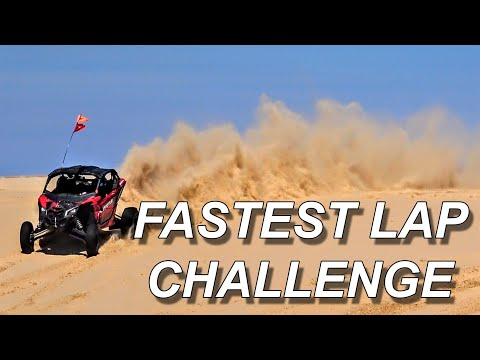 Who can Lap Silver Lake Sand Dunes the Fastest!?