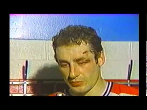 1979-Stanley Cup Finals - Bob Gainey Wins Conn Smythe