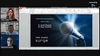 Sürge meeting - 2021/01/11