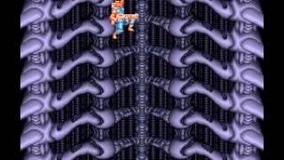 Contra III - The Alien Wars - 1st ending - Vizzed.com GamePlay - User video