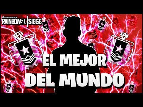 REACCIONANDO AL MEJOR DEL MUNDO de LA COMUNIDAD | Caramelo Rainbow Six Siege Gameplay Español