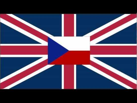 English Accents Czech republic