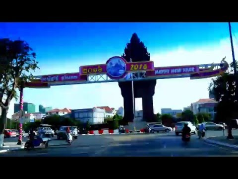 Asian Timelapse - Southeast Asian Phnom Penh Life Timelapse - Youtube
