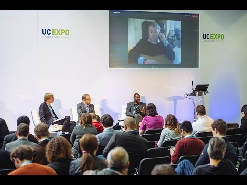 UC EXPO 2016 - Panel: Future of Communications Security