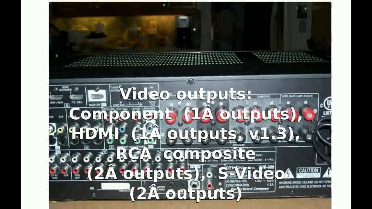 denon avr 688 specs features youtube rh youtube com denon avr 688 service manual denon avr 788 manual