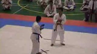 Karate Competition