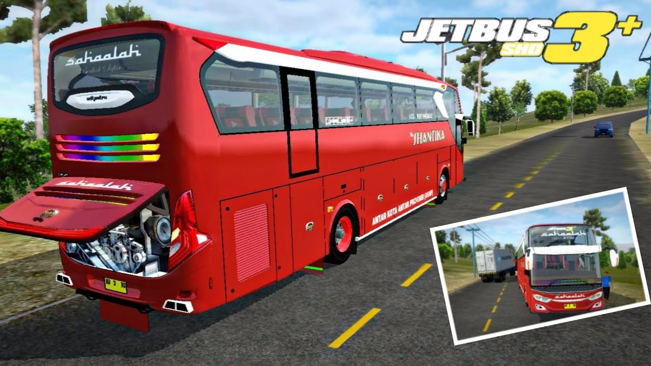 87 Mod Mobil Bussid Terbaru 2020 Gratis Terbaik