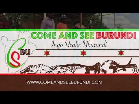 Come and See Burundi || 2017 Radio isanganiro report ||  Kirundi