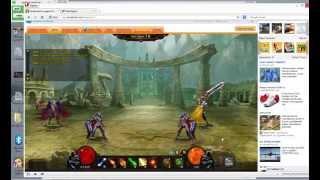 Legend online 66. Sunucu Ezik Boran