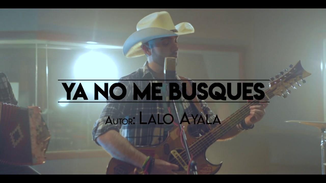 Download YA NO ME BUSQUES (Video Oficial)