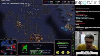 Dewalt Starcraft:Remastered Stream from Korea! 18/02/19