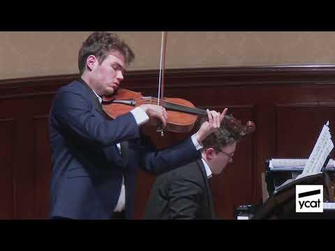 Timothy Ridout, Frank Dupree - Schumann Romance Op. 28 No. 2 (arr L. Tertis)