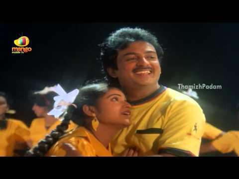Jagadhala Pradhaban Movie Songs - Naandhaane Engugiraen Song - Sarathkumar, Mohan