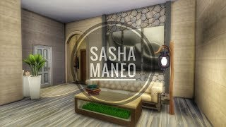 The Sims 4 : Строительство. КВАРТИРА в Сан Мишуно / Apartment in San Mishuno