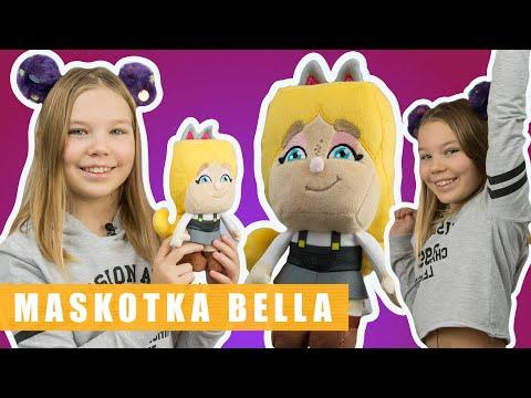Maskotka Bella - Unboxing