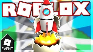 [EVENT] HOW TO GET THE ROCKET EGGSCAPE IN NATURAL DISASTER SURVIVAL | Roblox