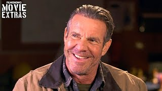 "KIN | On-set visit with Dennis Quaid ""Hal"""