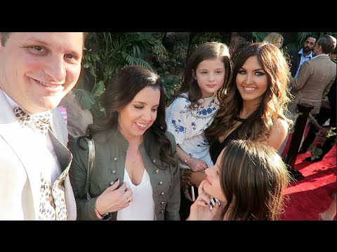 Bratayley is Red Carpet Ready for the Jungle Book Premiere! (WK 274.6) | Bratayley