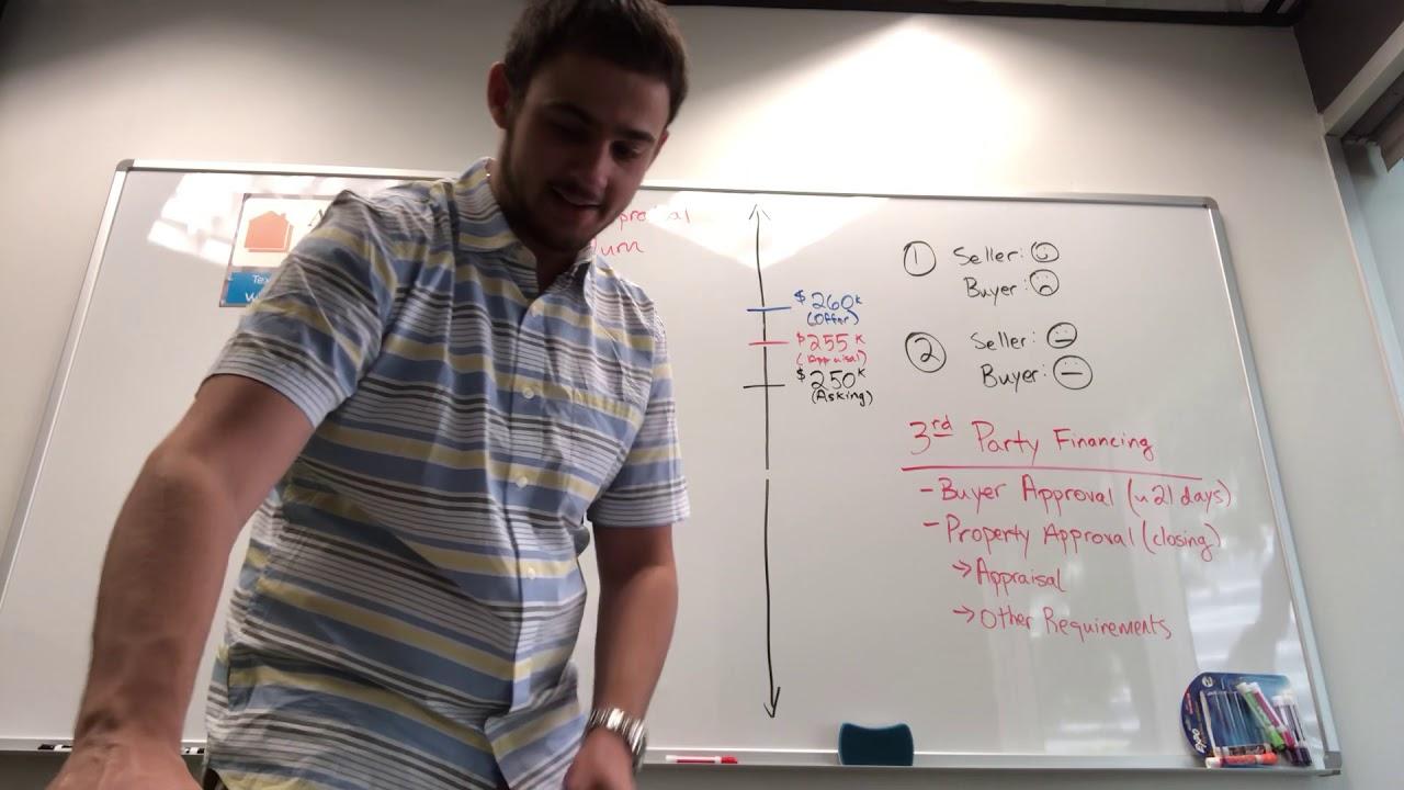 a25d2399dfb TREC Appraisal Addendum Explained with Daniel Butbul - YouTube