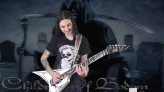 Repeat youtube video Children of Bodom - Kissing the Shadows - Solo Challenge III