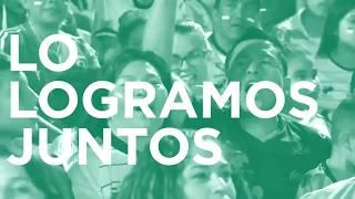 embeded bvideo Santos Campeón
