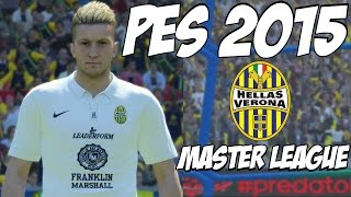 PES 2015: Gameplay, Reus, Cech, Luca Toni e Saviola, Master League.