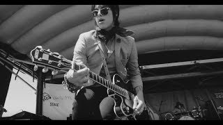 Palaye Royale's Sebastian Danzig Dishes on his Love for Gretsch