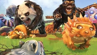 Bear Pun Overload in Bearzerkers - PAX AU