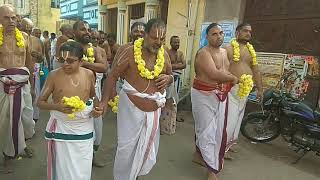 Gambar cover Swami Sri Vedantha Desikan 750 Visaesa purapadu at Sri Ahobila Mutt Triplicane 26/01/2018