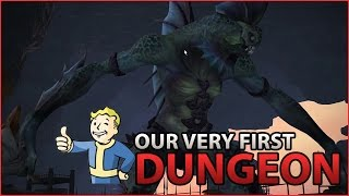 OUR FIRST DUNGEON - Final Fantasy XIV: A Realm Reborn Gameplay [3]