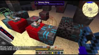 Minecraft Blood Magic Demon Invasion Tutorial