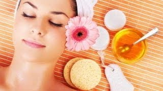 How To Get Naturally Glowing Skin & Acne Free Skin - Diy Face Mask!