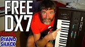 Dexed VST versus 1983 Yamaha DX7   Orgy of 80's riffs and over-used