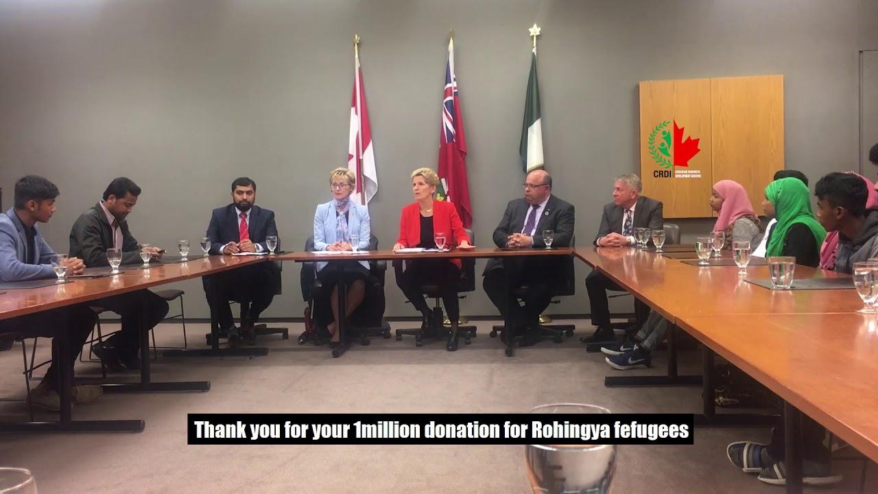 A Short History: Timeline – Canadian Rohingya Development