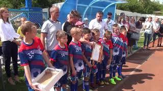 Сюжет от 20.08.2019: Чемпионат по мини-футболу