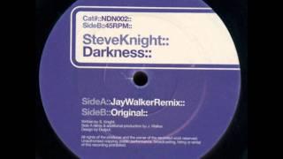 Steve Knight - Darkness