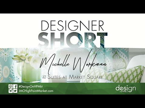 Designer Short: Michelle Workman in the Suites at Market Square