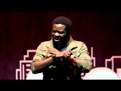 Introducing the future of African cities | James George | TEDxLagos
