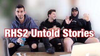 Reality House Drivers & Producer Spill Untold Tea W/ Christian Seavey